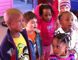 Pre-school kindergarten drama classes highly popular in Botswana - Botswana
