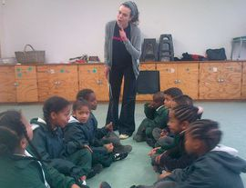 Welcome Nicolene - Drama Facilitator at Botriver Primary! - South Africa