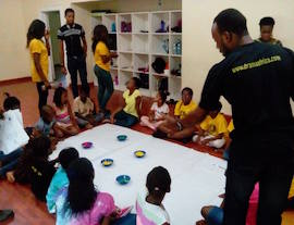 Amazing holiday stage school in Lagos Island - Nigeria