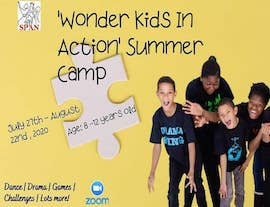 Online Summer Camp on Lagos Island - Nigeria