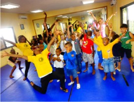 Summer Holiday Camps Start in Lagos - Nigeria