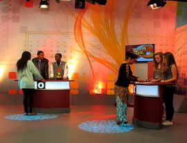 Helen O'Grady Students Compete in YOTV Gameshow! - South Africa