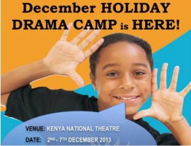 Holiday school will be starting soon around Africa including Kenya - Kenya